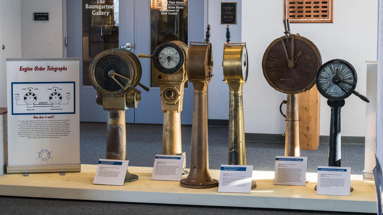 Maritime Len maritime museum exhibit explores telegraphs of the past door