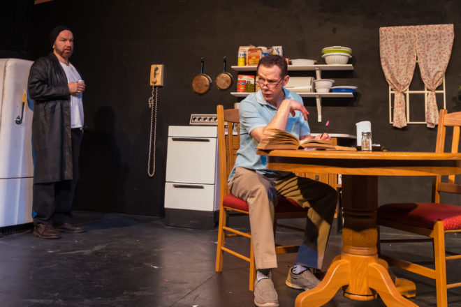Third Avenue Playhouse Explores Sibling Rivalry, The American Dream in 'True West'