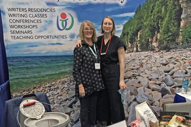 Write On, Door County Makes a Mark at Writing Conference