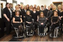 Clipper's Mate Salon Team