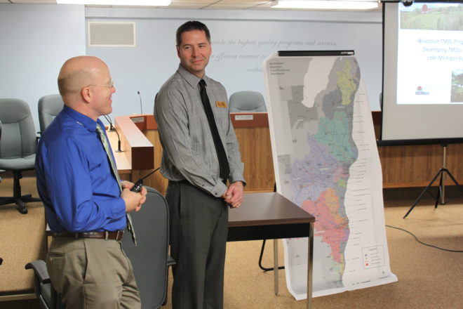 Ahnapee River Study First Step in Cleanup