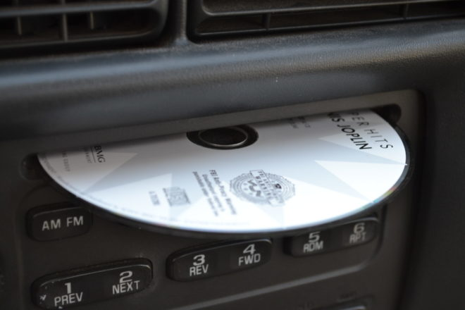 Ford Removes CD Players, Teen Memories from 2018 Models