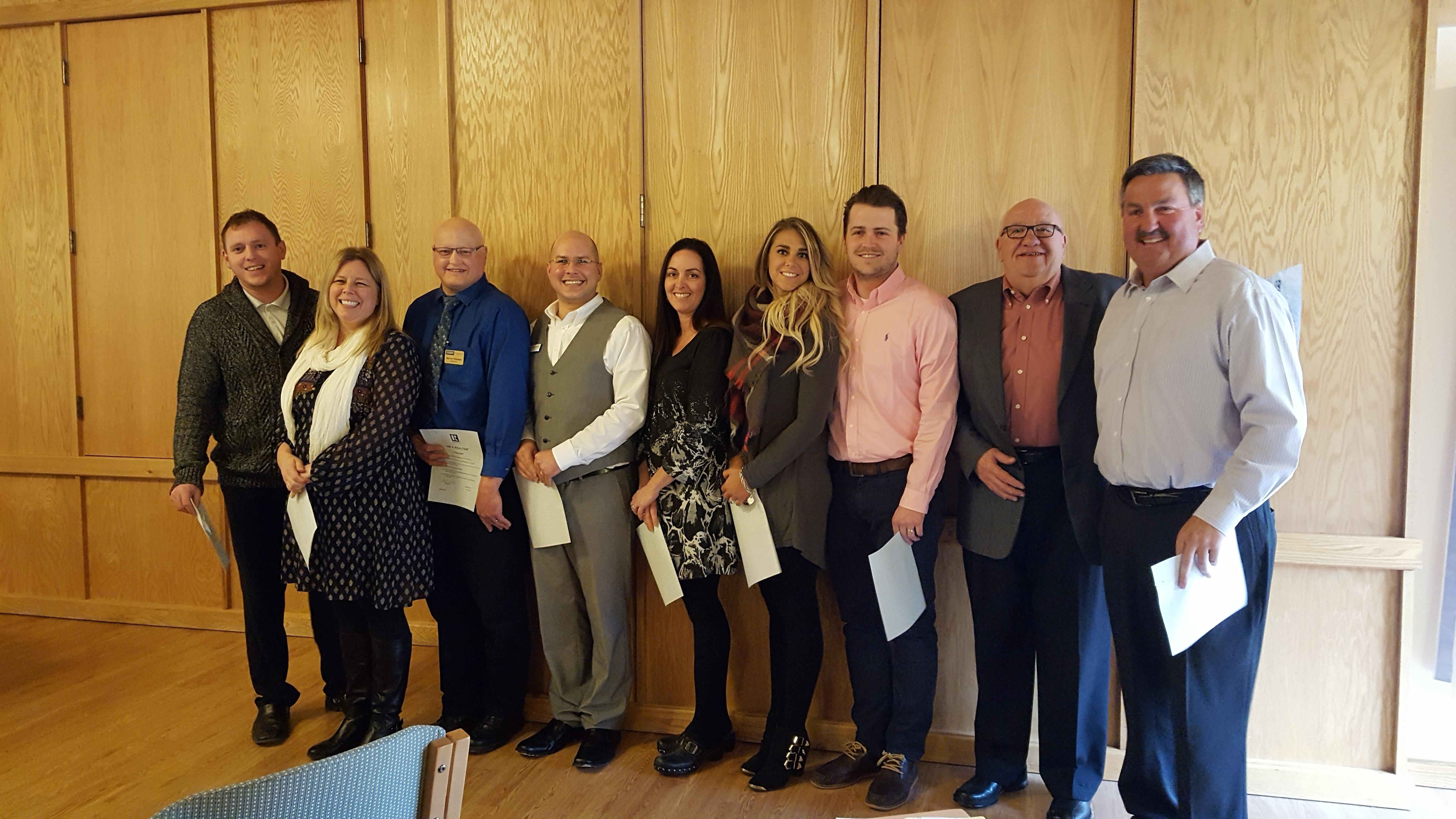 Door County Board of Realtors. New Members.