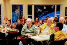 Packer Night. Sister Bay Lions Club.