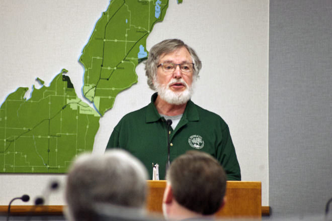 County Board Recognizes Friends of Door County Park System