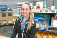 Amanda Warwick. Walgreens. Server of the Week.