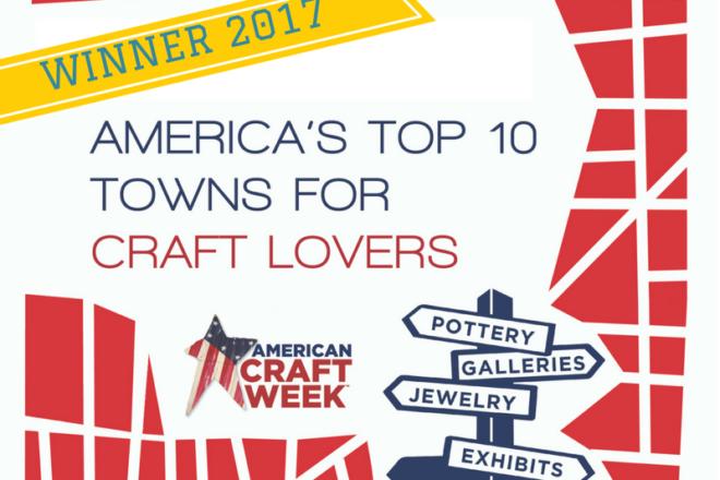Door County Makes Top 10 List for Craft Lovers