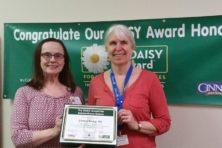 DAISY Award. Cheryl Berka.