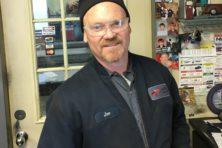 Joe Weber. Server of the Week.