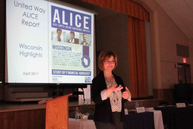 ALICE Gives Face to Door County's Working Poor