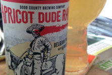 Apricot Dude Ranch. Cheers! Door County Brewing Company.