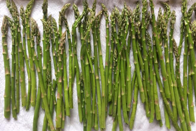 Isherwood: Asparagus Stories