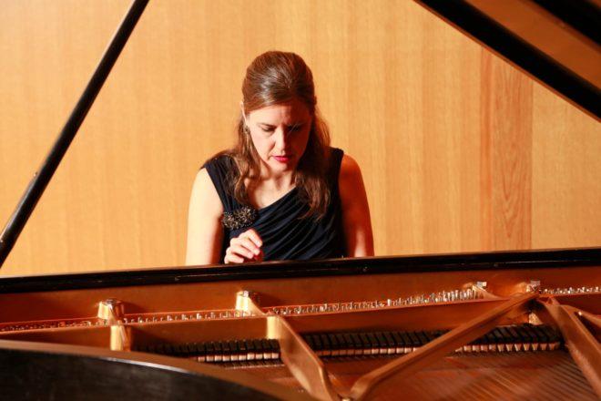 Pianist Kate Boyd Stops in Ephraim Before NYC Concert