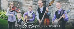 The Benson Family Singers.