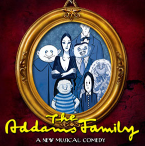 The Addams Family - The Musical. Gibraltar High School Players.