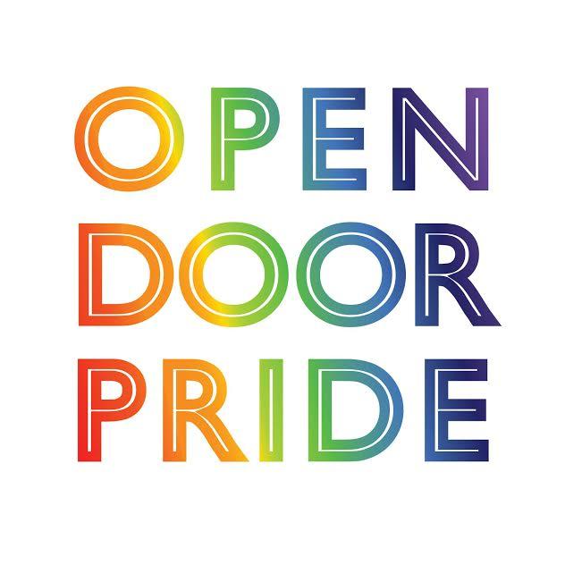 Open Door Pride logo