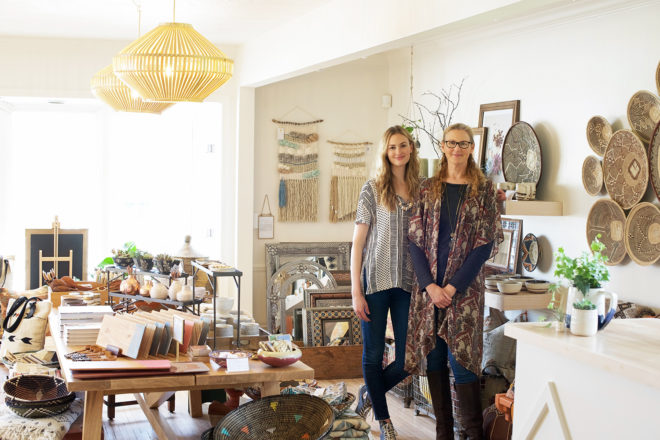 Sister Golden Boutique Brings One-of-a-Kind Goods to Fish Creek