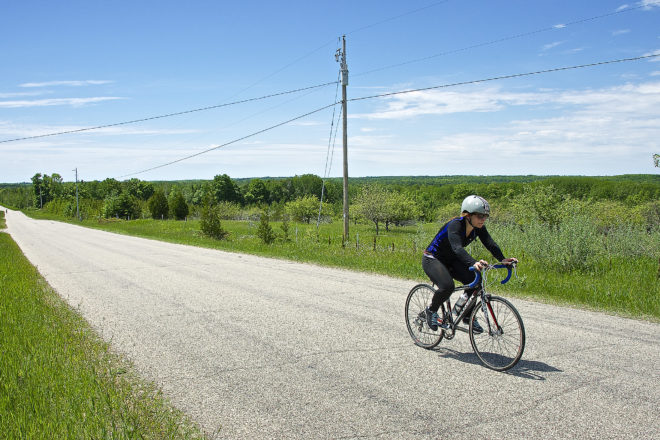7 Tips for Cycling Safely in Door County