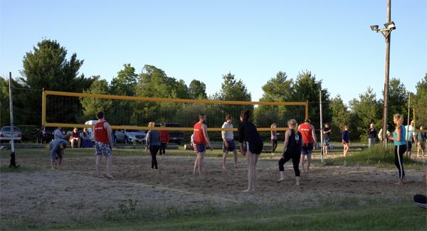 Northern Door Volleyball League