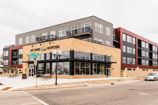 The Bay Lofts Hopes to Be A Part of Sturgeon Bay's Renaissance