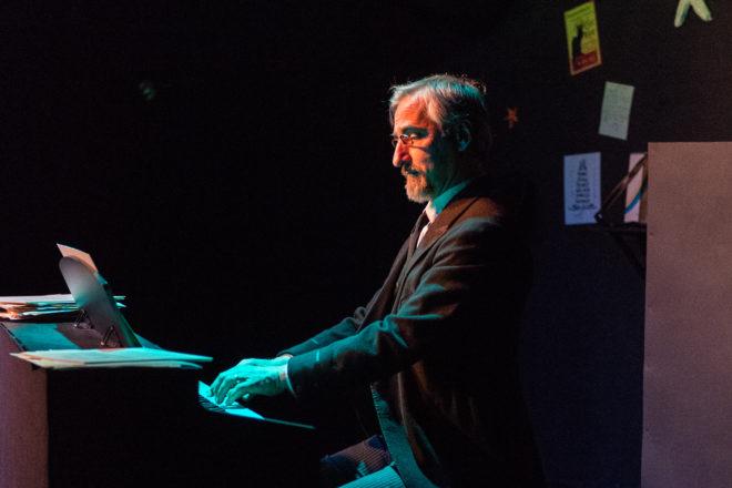 Valcq's 'Velvet Gentleman' Will Haunt Third Avenue Playhouse Stage, Audience