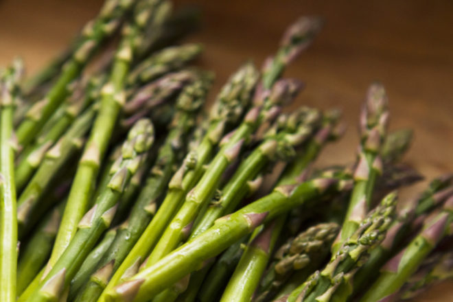 On Your Plate: Go on the Hunt for Asparagus