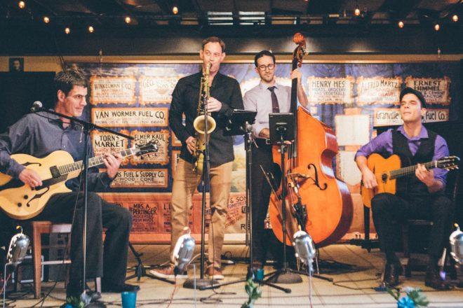 Gypsy Swingin' with the Milwaukee Hot Club