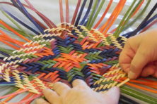 Splint Woven Basketry. Sievers School of Fiber Arts.