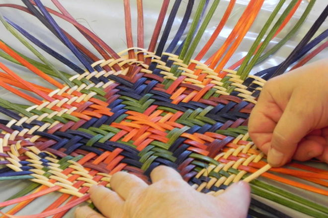 Basketry In Art : Sievers school opens for th season door county pulse