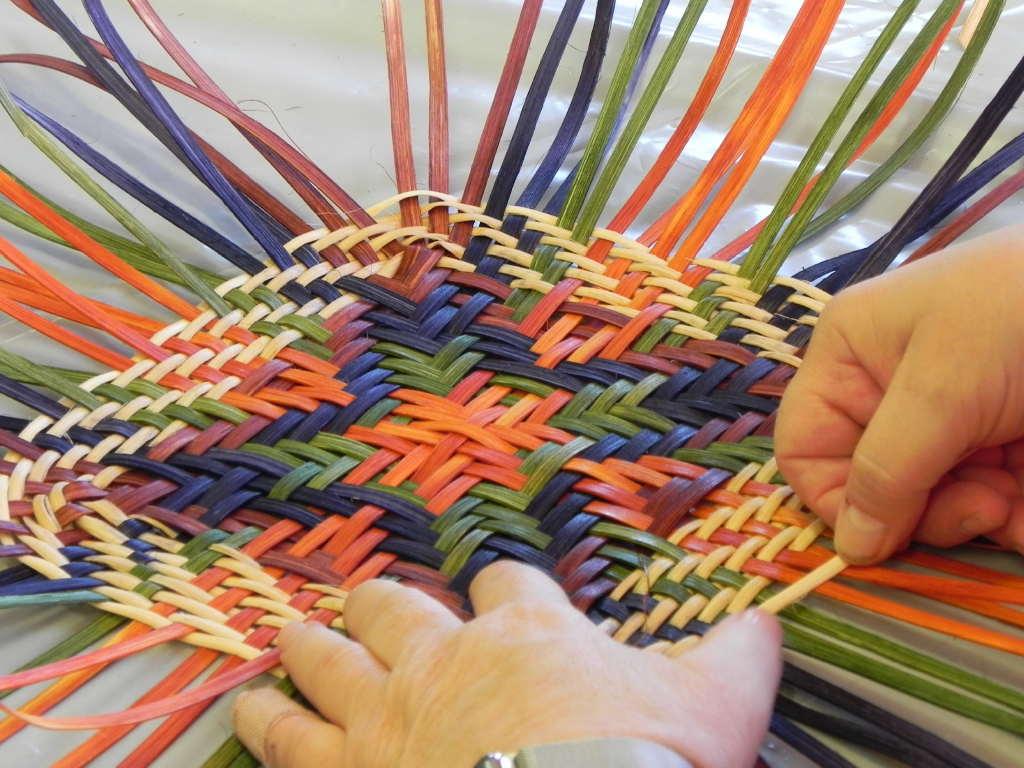 Splint Woven Basketry. Sievers School of Fiber Arts.