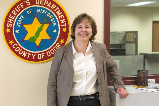 First Female Deputy Connie Schuster Reflects on Career in Law Enforcement