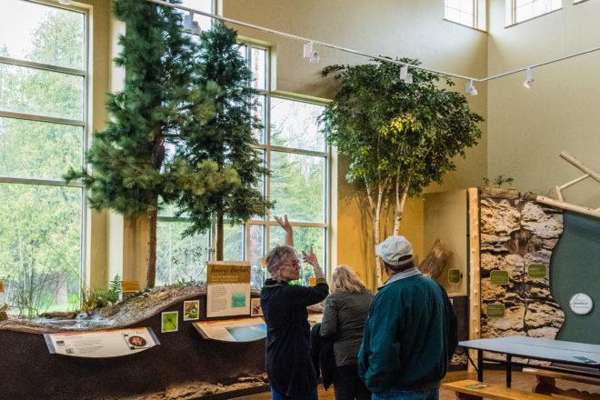 New Ridges Exhibit Illuminates Area's Rich Natural History