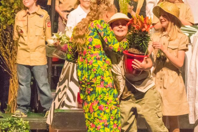 Framed: Gibraltar Elementary Spring Concert
