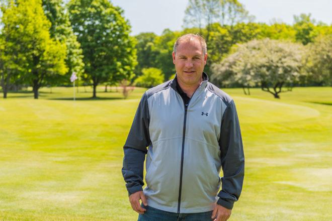 Peninsula Native Becker Takes Over Pen Park Golf