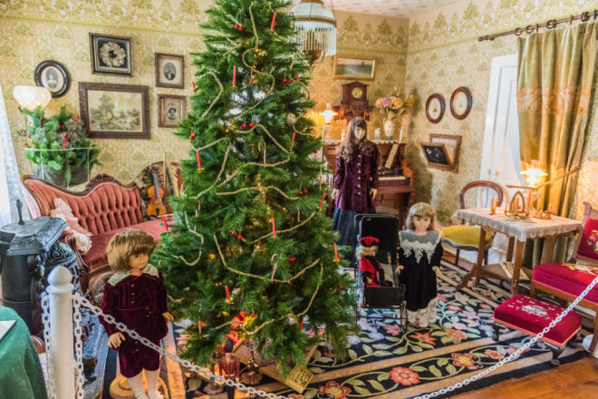 A New Glimpse of the Past at Alexander Noble House