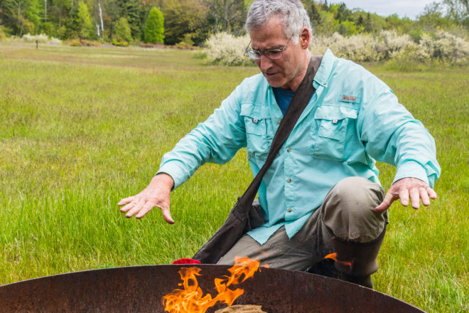 How to Build A Better Campfire