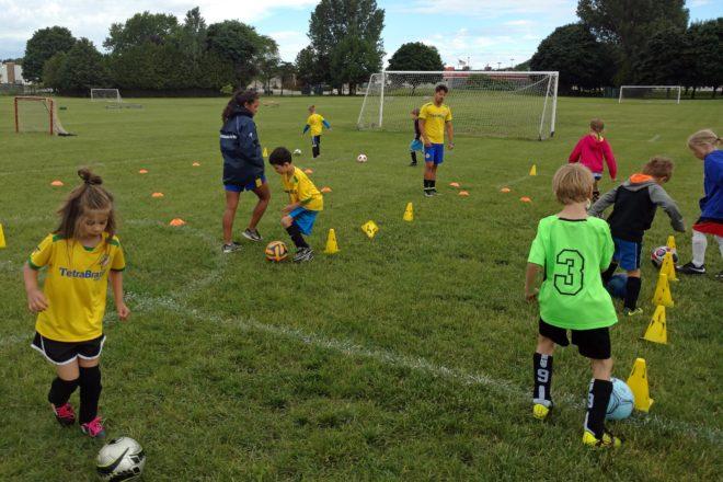 Brazilian Soccer Camp Returns to Door County