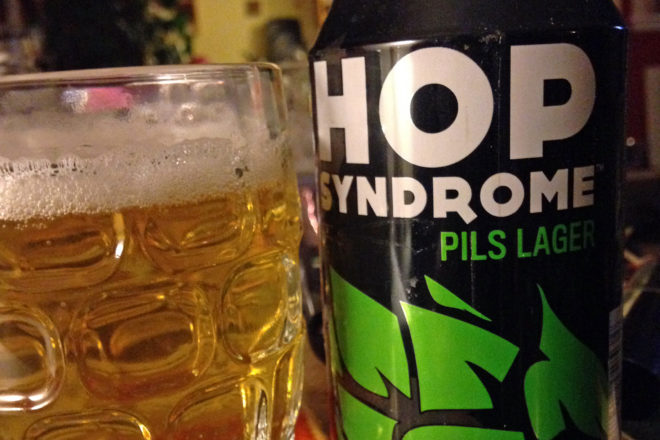 Cheers! A Not-So-Epic Pils