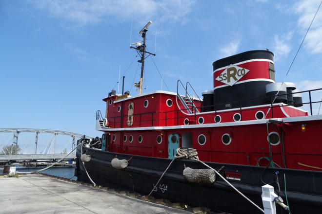 Tour Restored 1919 Tug John Purves For Look Into Great Lakes Past