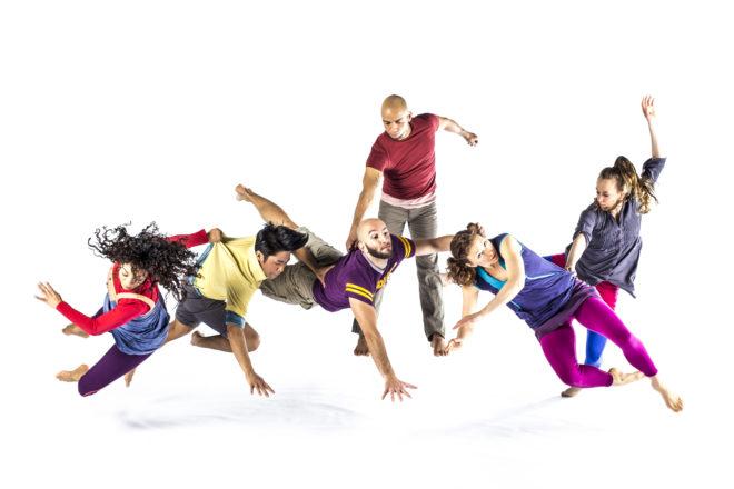 Lucky Plush Brings Chicago Dance To Door Community Auditorium June 19