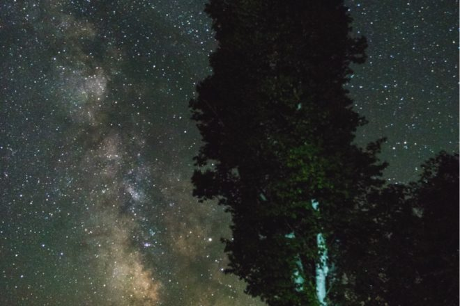 Newport State Park Named International Dark Sky Park