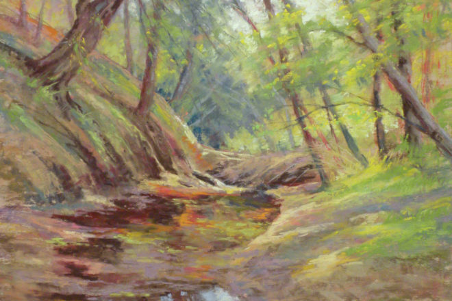 Egg Harbor Painter Accepted into Chinese Exhibit