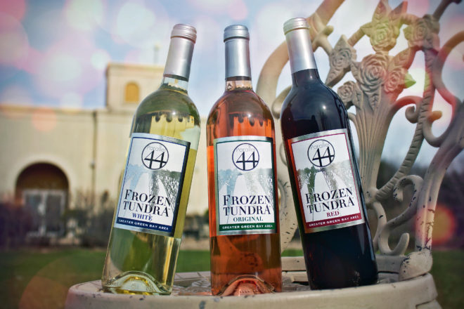 Parallel 44 Celebrates 10 Years of Frozen Tundra Wine