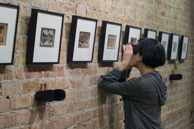 3D Photographs Highlight Hardy Gallery Presentation June 13