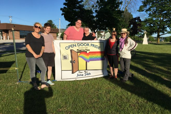 Open Door Pride Brings Support of LGBTQ to Door County