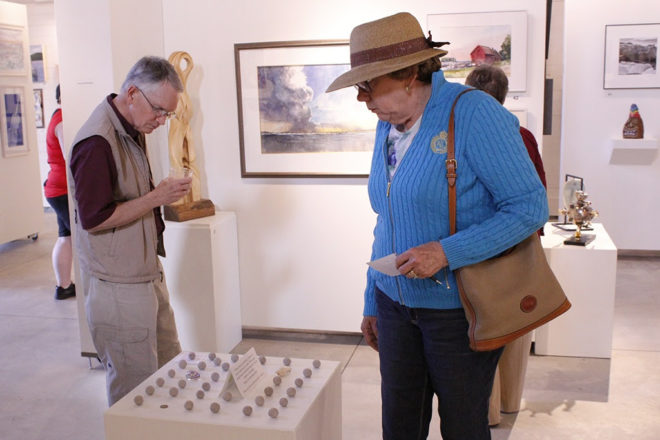 Hardy Opens Juried Exhibit with Juror Panel June 16
