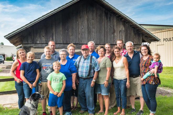 Ash Family Has Deep Roots in Door County Fair