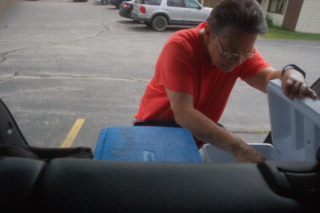 Volunteers Keep Meals on Wheels Rolling