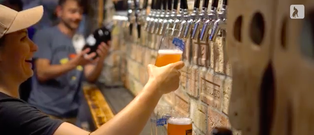 VIDEO:  Door County Brewing Co. Taproom First Look