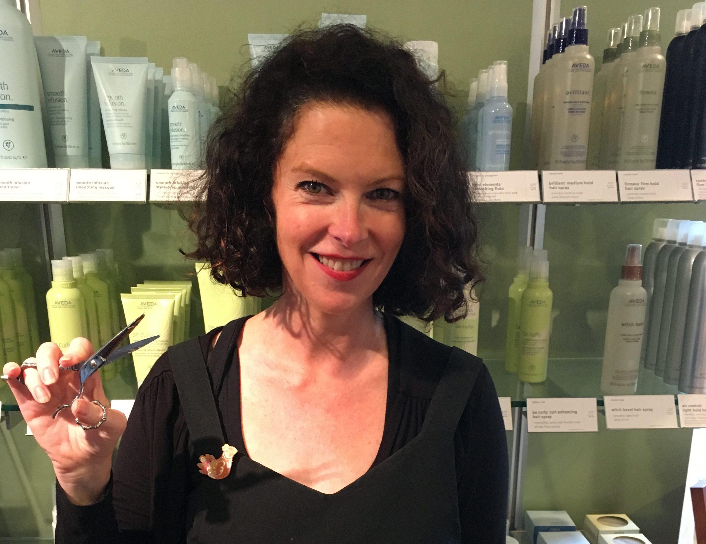 Debbra MacDonald. Details Hair Innovations.